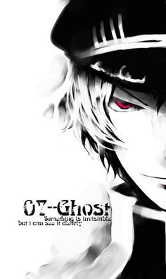 07 Ghost anime... The bestest shounen anime ever!! It was so sad I cried. And the guys are hawt hehe