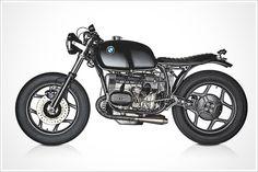 """Rudy Banny's '86 BMW R80RS - """"Brafé Racer"""" - via Bike EXIF"""