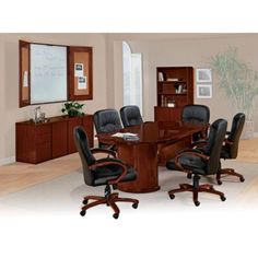Signature Series Mid-Back Leather Executive Chair - NBF Signature Series | National Business Furniture
