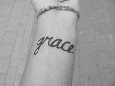 Grace.....for Catherine Grace and Ellie Grace....