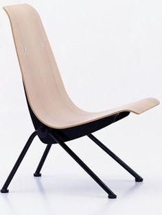 Jean Prouve Oak Antony Chair £815