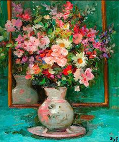 Marcel Dyf ,1899-1985, French Impressionist Painter