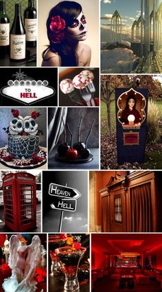 Halloween Inspiration Board, designed by The Simplifiers: Event Planning   Austin, TX