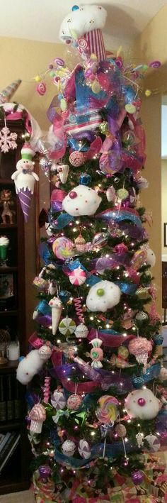 Sweet / Candy Christmas Tree