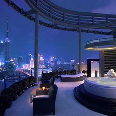 Hyatt Chairman Suite Shanghai