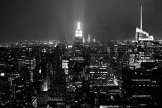 Vistas desde Top of the Rock, Nueva York