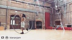 A big welcome to all our returning and new students starting back today. (And If you have the #BackToSchool blues, enjoy this top notch #MondayMotivation repost from recent graduate @kieranjam 🙌🏼). ・・・ .Nice to be training again on my nimbus #cyrwheel #nimbus #simplecypher #nationalcircus #practice #combo #circus #cyr #circusarts #strength #fitness #core #coin #Circusstudent #circusarts degree #spin #spinning #training #circustraining #graduate #wheel
