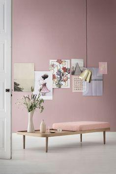 Pra Inspirar: Ambientes decorados com as cores do ano da Pantone