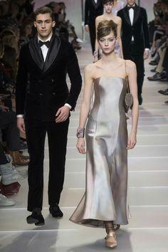 Armani Privé Spring Summer 2018 Couture Collection