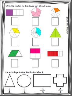 This FREEBIE is a great way to provide students additional practice with fractions.