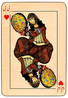 Queen Playing Cards - EMERGEAST