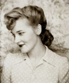 1940s ADORED VINTAGE: 12 Vintage Hairstyles To Try for Disneyland Dapper Day