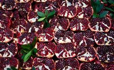 Pomegranate Shrub: A sweet and sour winter shrub (use fresh pomegranate juice if you can).