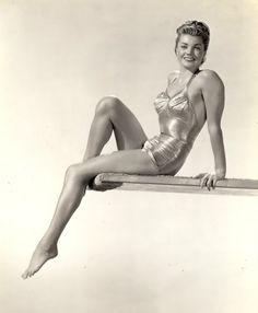 Esther Williams - 1940s