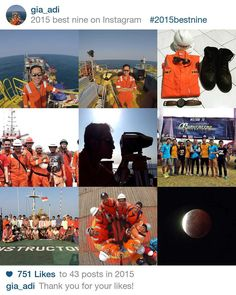 Every New Year brings new expectations new enthusiasm and new experiences. Resolve to keep happy in every moment #2015bestnine #surveylife #seekoffshore #offshore #offshorelife #geodesy by gia_adi