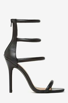 AMAZING! Nasty Gal On A Level Heel by Nasty Gal http://api.shopstyle.com/action/apiVisitRetailer?id=464408517&pid=uid1209-1151453-20