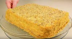 Tort cu miere în doar 30 de minute – nu e nevoie să întindeți blaturi! - Pentru Ea Thing 1, Cornbread, Banana Bread, Caramel, Ethnic Recipes, Desserts, Plants, Millet Bread, Sticky Toffee