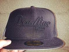 DEADLINE x SSUR x NEW ERA 59Fifty Fitted Baseball Cap Preview