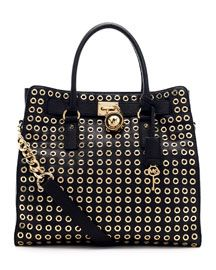 I will make you mine. One day Michael Kors  Large Hamilton Grommet Tote