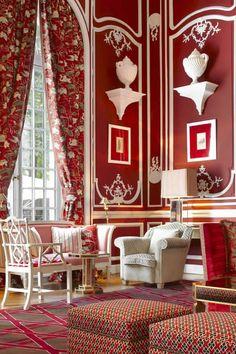 Hotel Santo Mauro, Zurbano 36, Madrid, Spain. The perfect colors.