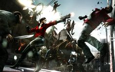 Resident Evil 6 GamePlay High Definition Wallpapers - http://wallucky.com/resident-evil-6-gameplay-high-definition-wallpapers/