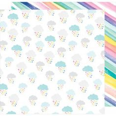 American Crafts - Dear Lizzy Stay Colorful - Awesome Possum Paper