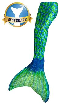 Mermaid Tails by Fin Fun | Get a Real Swimmable Mermaid Tail or Shark Fin