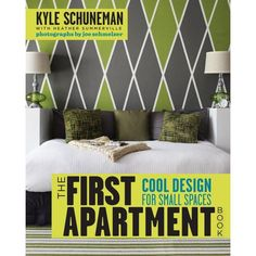 Cool design ideas and solutions for small space apartment living!