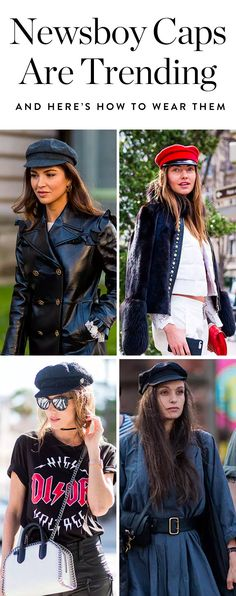 cb5b2d5517ce3 Alert the Press  Newsboy Caps Are Trending and We Finally Found Some  Outfits to Wear with Them