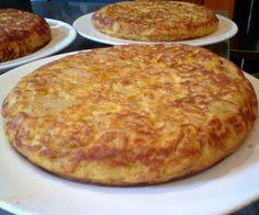 Receita de Tortilha de batata - Show de Receitas