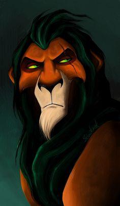 Scar from Lion King. Scar belongs to Lion King, created by Walt Disney! Disney Parks, Disney Memes, Walt Disney, Scar Lion King, Lion King Fan Art, Deviantart Disney, Disney California Adventure, Disney Love, Disney Magic