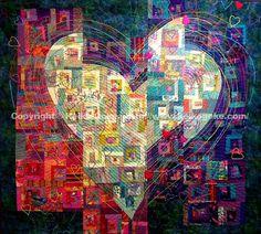 Heart Series II Keiko Goke