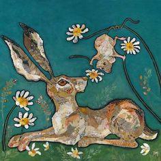 3958 best Hares & Rabbits images on Pinterest | Rabbit art, Bunny ...
