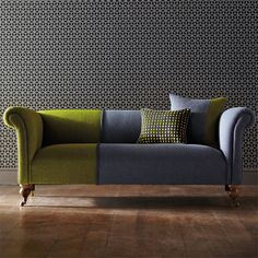 Harlequin - Designer Fabrics and Wallcoverings | Products | British/UK Fabrics and Wallpapers | Bind (HMOU130659) | Momentum 3 & 4
