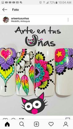 Margarita, Nail Designs, Make Up, Cami, Art Nails, Designed Nails, Fingernails Painted, Ongles, Nail Desighns