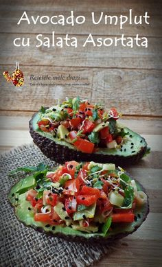 Raw Vegan, Bruschetta, Html, Mexican, Ethnic Recipes, Food, Salads, Essen, Meals