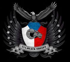 Znak klanu 214. Black Sheeps