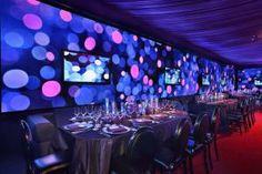 """transformed the venue into a space meant to evoke a futuristic galaxy where DJ Michelle Pesce spun for the crowd."" #eventprofs"