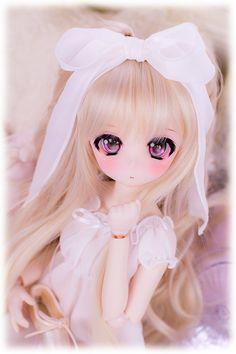 Anime Dolls, Bjd Dolls, Barbie Dolls, Kawaii Doll, Kawaii Cute, Pretty Dolls, Beautiful Dolls, Anime Chibi, Kawaii Anime