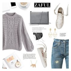 """11.11 Sale Shopping Festival - Zaful"" by soygabbie ❤ liked on Polyvore featuring Levi's, Amica, Garance Doré, Forever 21 and Haute Hippie"