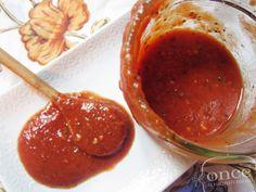 Homemade Peach BBQ Sauce - Add On