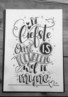 Doodle Lettering, Typography, Best Quotes, Nice Quotes, How To Make Drawing, Diy Letters, Lettering Tutorial, Family Quotes, Diy Cards