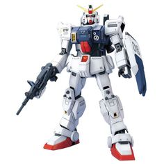 Mobile suit Gundam 08 MS Team MASTER GRADE : RX-79 [G] Gundam Ground Type
