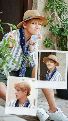 """Taehyung is the schools bad boy heartthrob and famous dolphin trainer and Seoul's """"Sea World"""" Jungkook is the new kid from Busan who's going to teach the teena. Foto Bts, Bts Summer Package 2016, Summer 2016, Kpop, Save Me Bts, Saranghae, Dubai, V Bts Wallpaper, Kim Taehyung"""