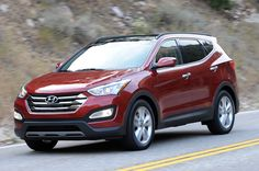 AutoExpress review of top 4×4 SUVs on the market crowns Hyundai Santa Fe as the winner