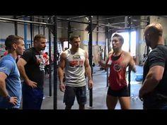 """Iron Sharpens Iron"" CrossFit Camp 2014"