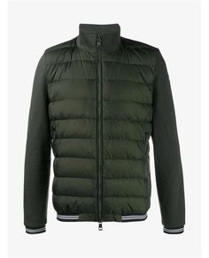 MONCLER Quilted Feather Down Jacket. #moncler #cloth #
