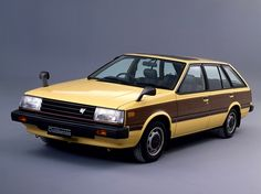 Nissan Sunny California (1981 – 1985).