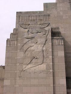 Cincinnati Union Terminal, Cincinnati, Ohio