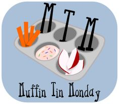 Muffin Tin Mom: Muffin Tin Monday meals for kids. Super fun creative meals that help picky eaters eat ! friendly recipes for picky eaters Muffin Tin Recipes, Baby Food Recipes, Muffin Tins, Kid Friendly Dinner, Kid Friendly Meals, Dinners For Kids, Kids Meals, Cute Food, Yummy Food